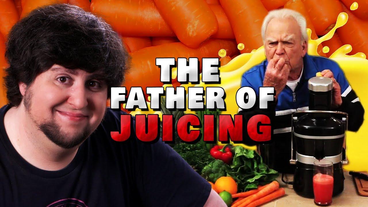THE FATHER OF JUICING - JonTron