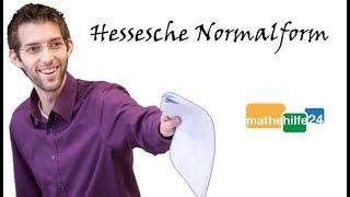 Hessesche Normalform