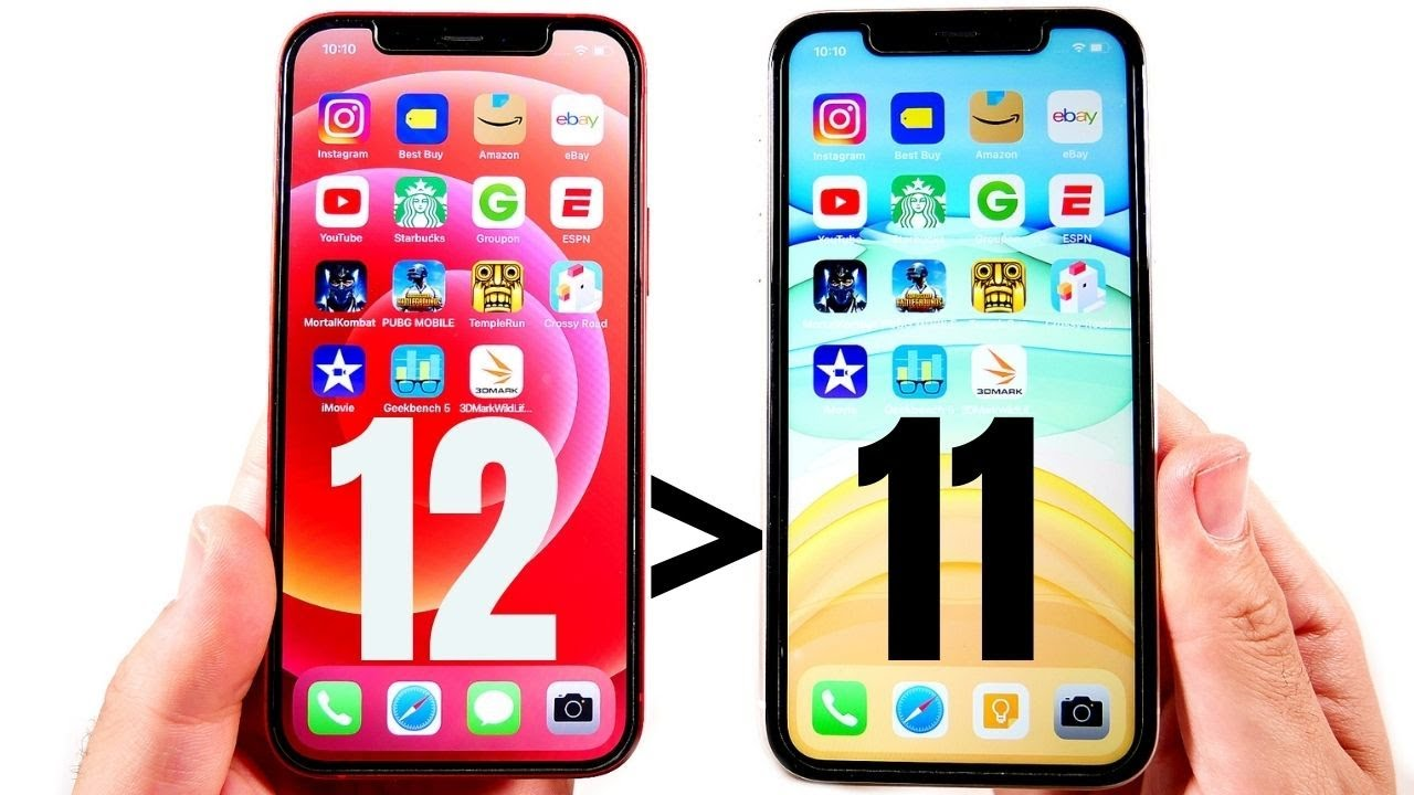 Why iPhone 12 is better than iPhone 11