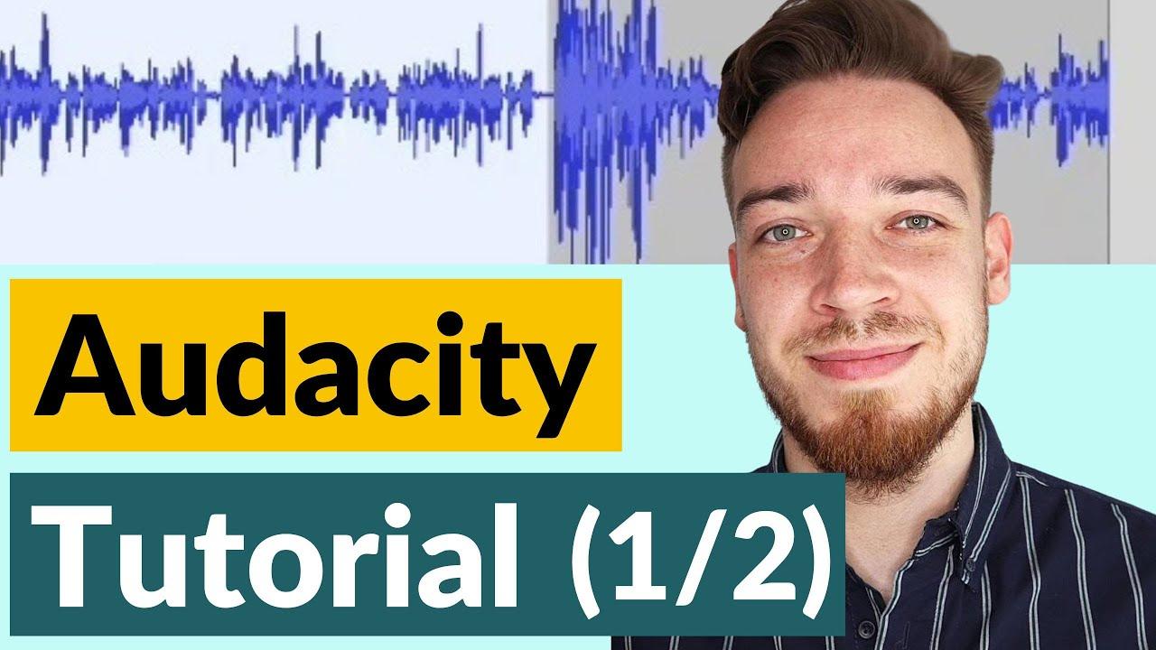 Tutorial: Podcast aufnehmen und schneiden mit Audacity (1/2)
