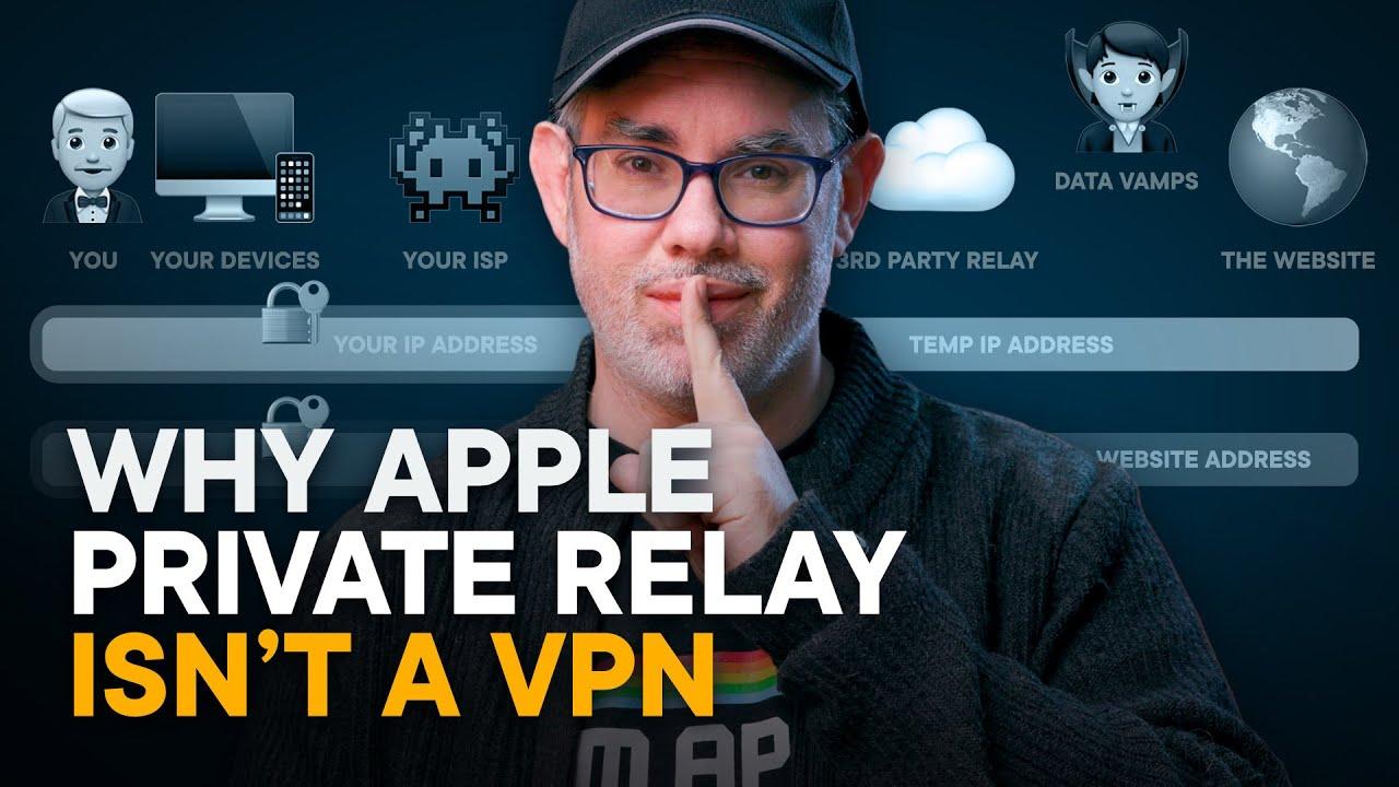How Apple Private Relay Kills Data Profiling