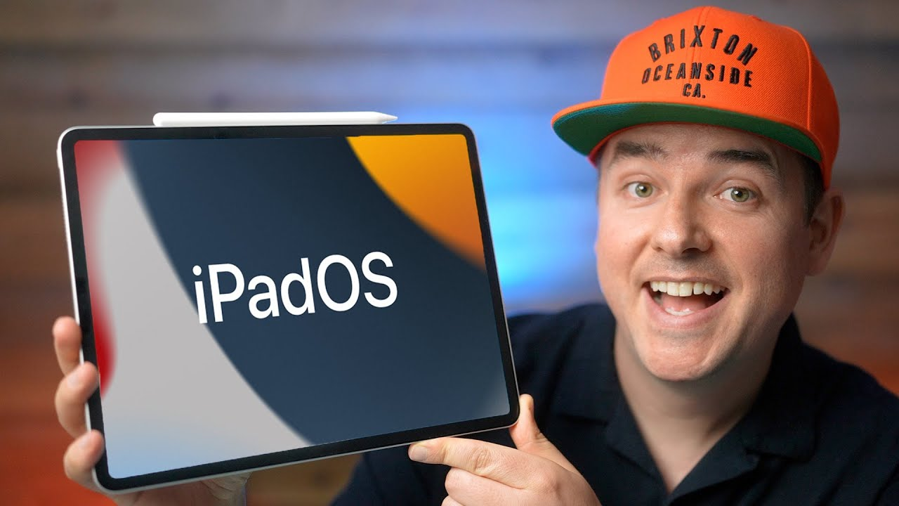 New iPad Features: WHY You'll LOVE Them (iPadOS 15)