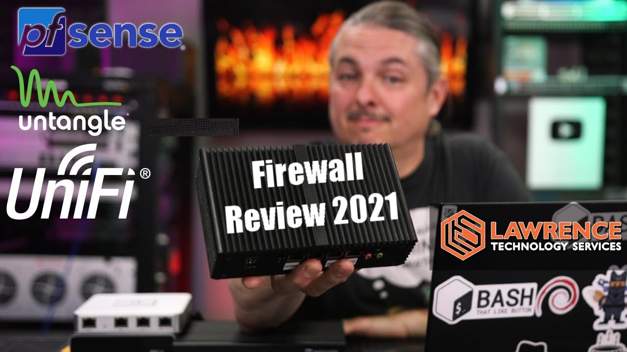2021 Firewall Review, Feature Comparison and Recommendations