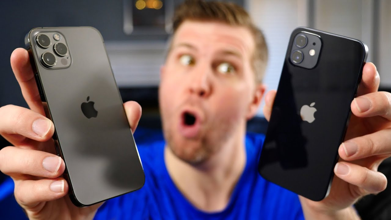 Why iPhone 12 is a BETTER CHOICE than iPhone 12 Pro