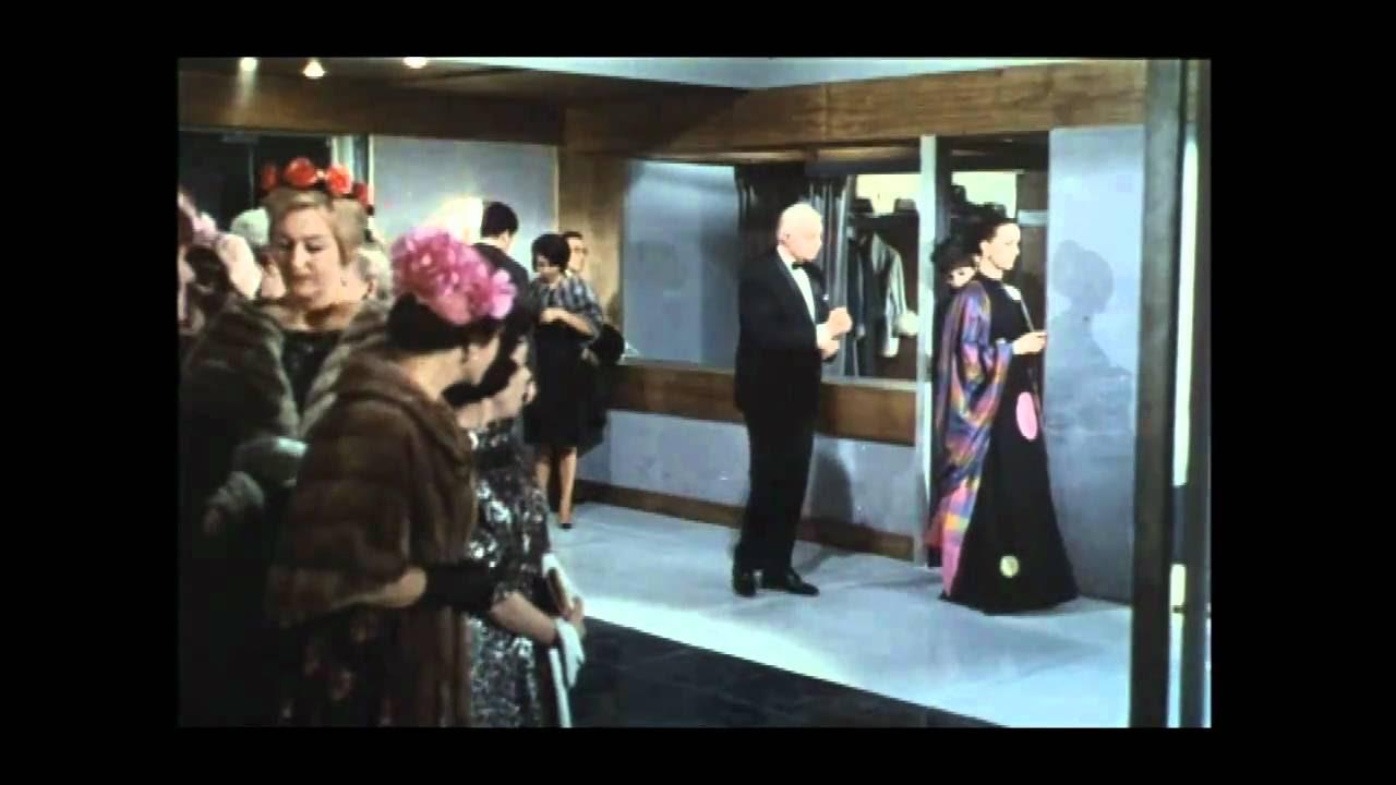 Jacques Tati Playtime - Trailer