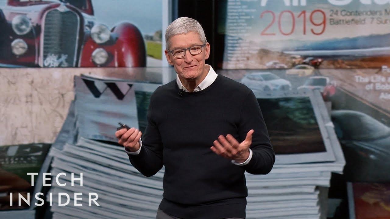 Apple's Secret Keynote Formula, Explained