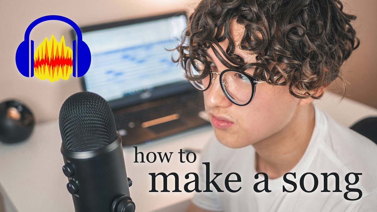 How To Make a Song in Audacity - Recording, Editing, & How to Sound Like Lil Mosey/Travis Scott 2020