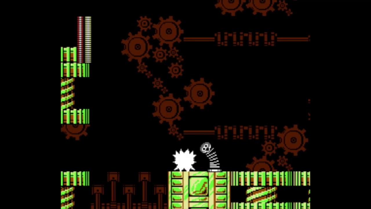Mega Man 2 - The Movie [videogamedunkey supercut]