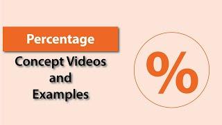 Percentages | Quantitative Aptitude | TalentSprint Aptitude Prep | IBPS | SBI | SSC CGL | SSC CHSL | Railways | Insurance Exams|Competitive Exams 2020