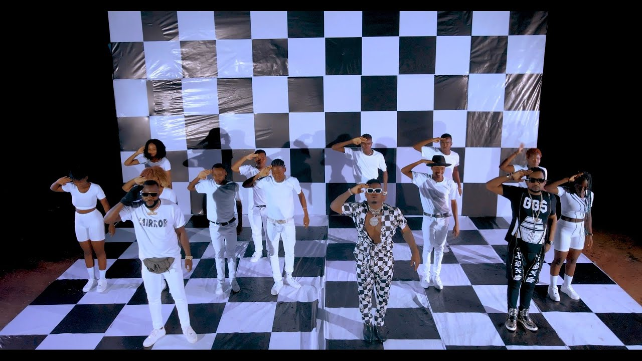 Harmonize ft Awilo Longomba & H baba - Attitude (Official Music Video)