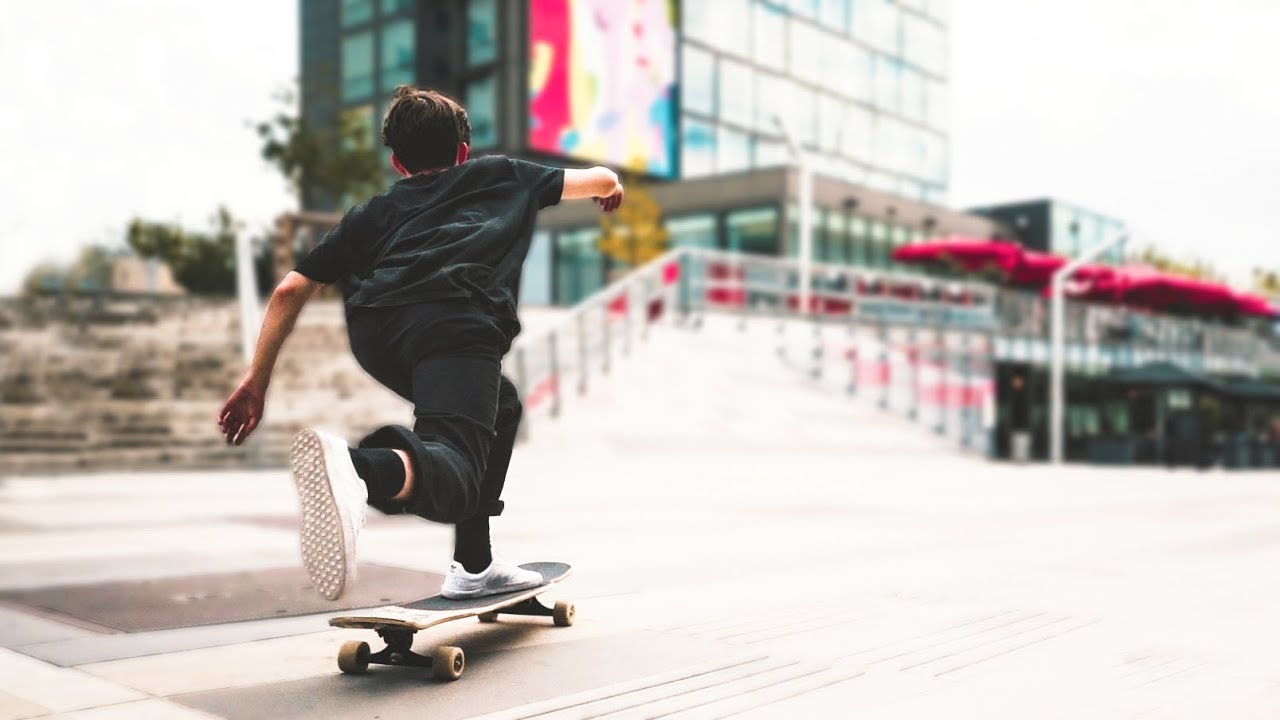 DISSIMILAR - Longboard Dance x Freestyle in Paris