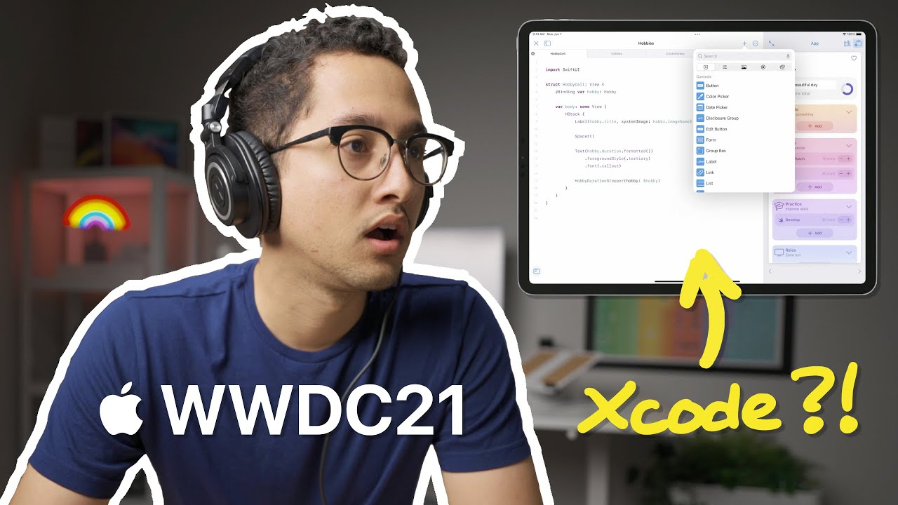 WWDC 2021 Highlights | Develop and Publish Apps on iPad, ARKit 5, RealityKit 2, and more!