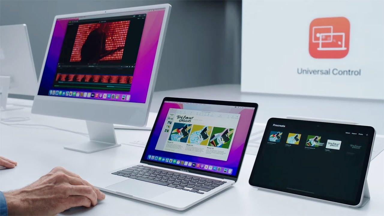 Wie Apple mit macOS Monterey, iOS 15 & iPadOS 15 heftig ins Ökosystem investiert!