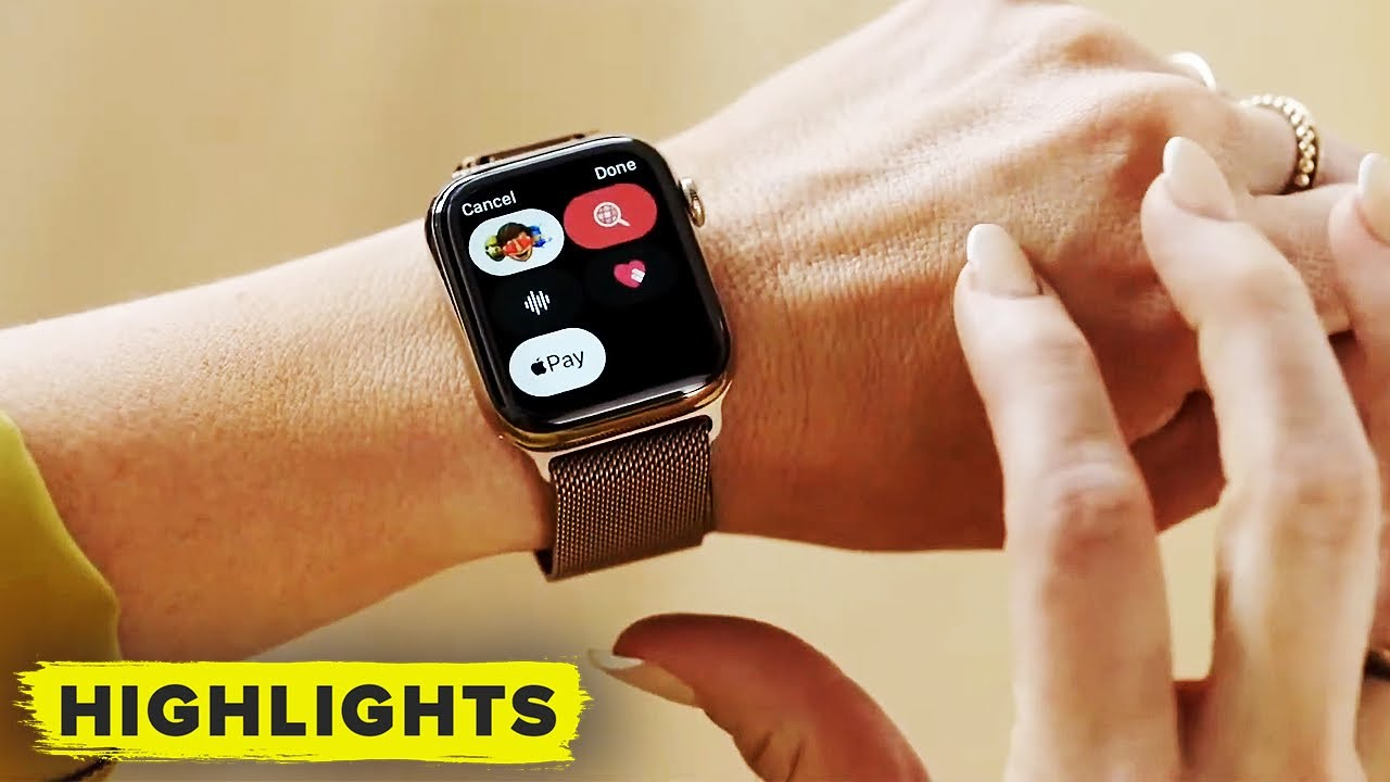 Apple's WatchOS 8! All the new apps and features revealed ⌚