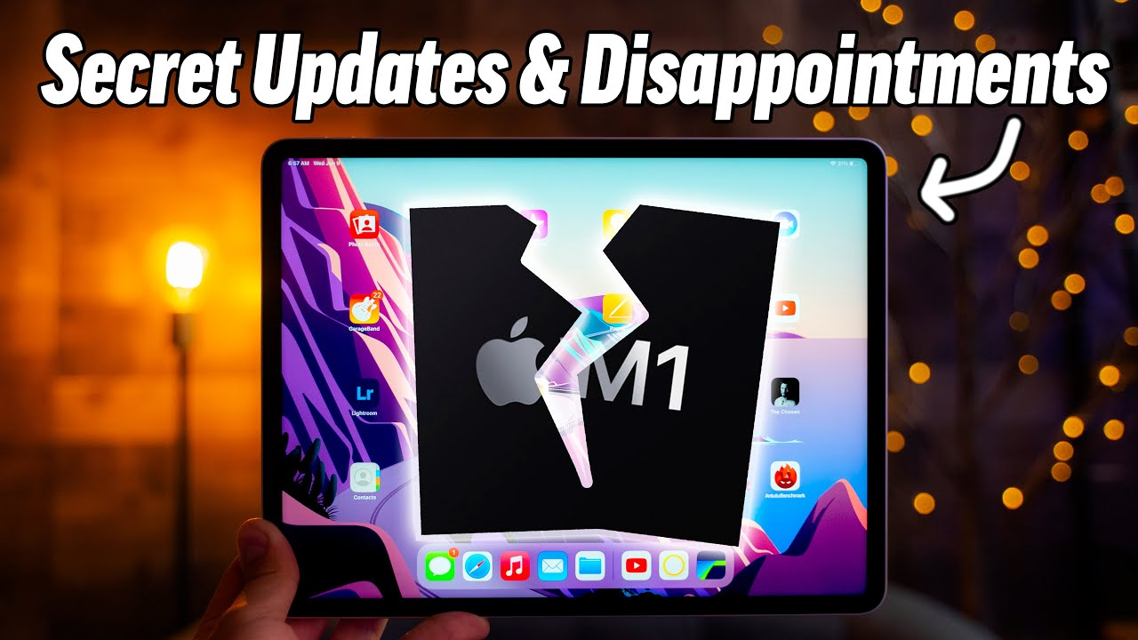 iPadOS 15 on M1 iPad - The Best Fixes and Worst Issues!