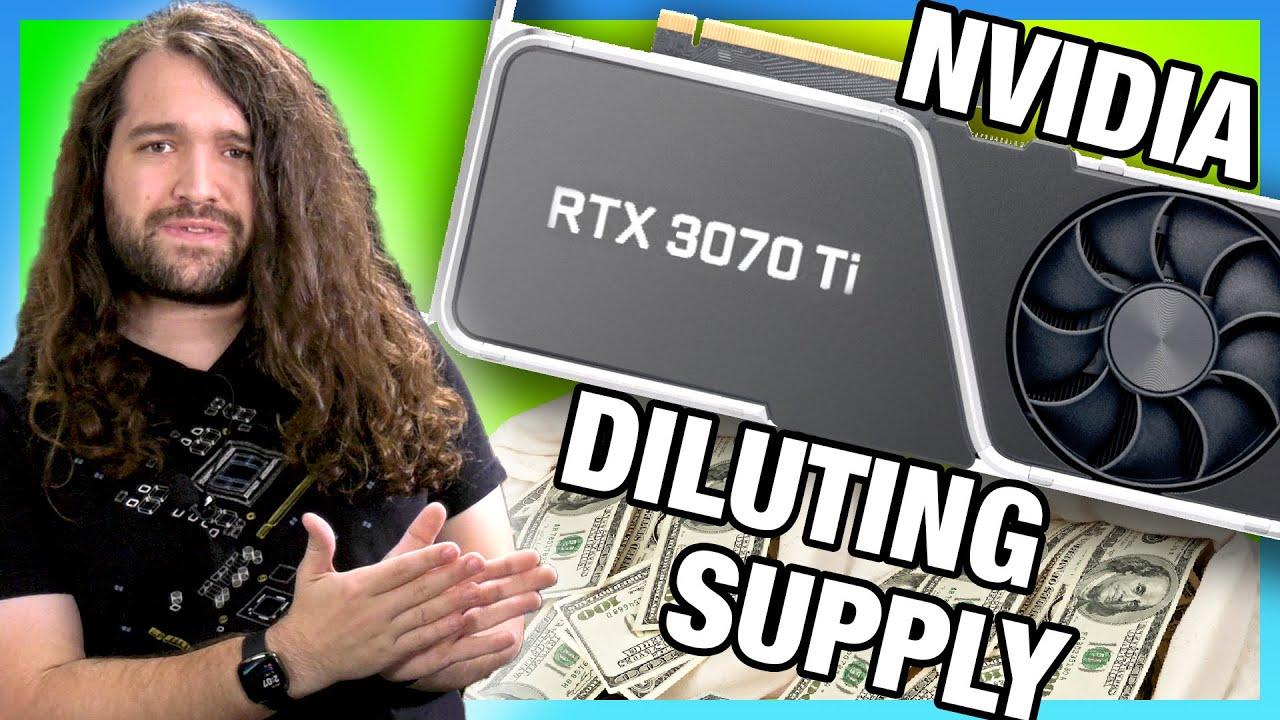Gaslighting GPU Buyers: NVIDIA RTX 3070 Ti Review & Benchmarks