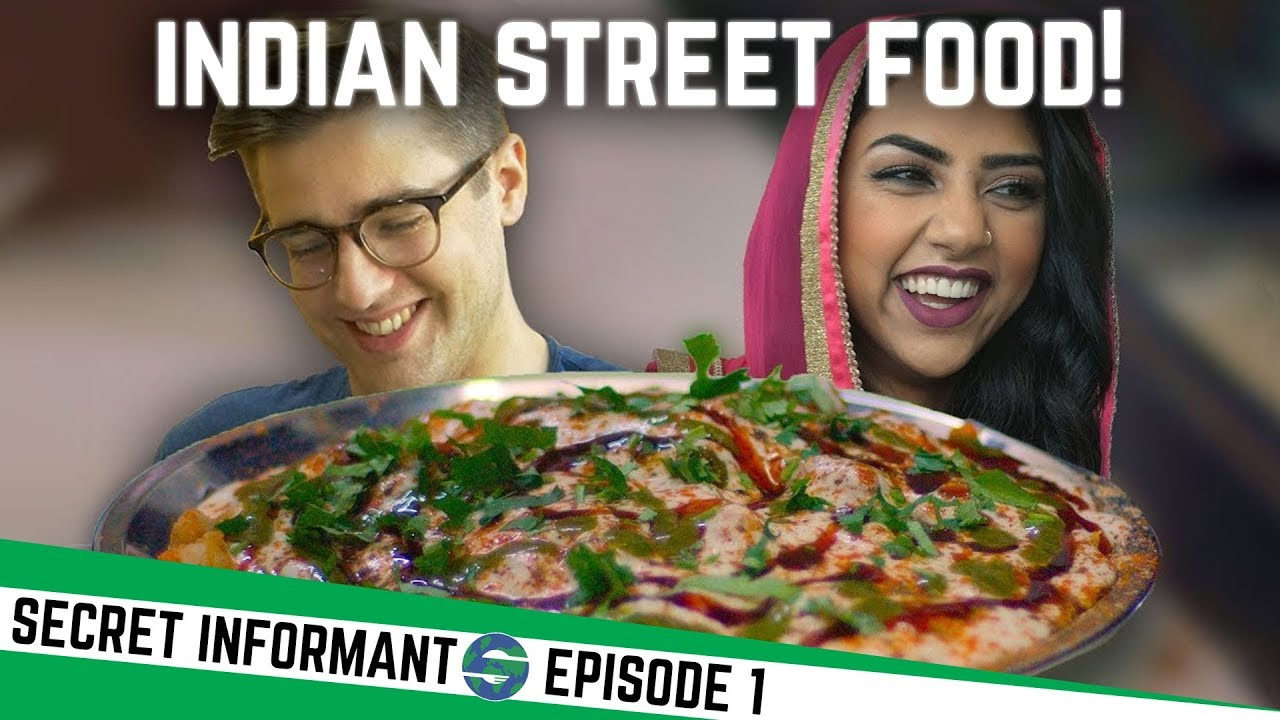 Indian Street Food + Sikh Langar in Surrey, BC! (w/ Techlinked Riley and Miss Canada Arshdeep)