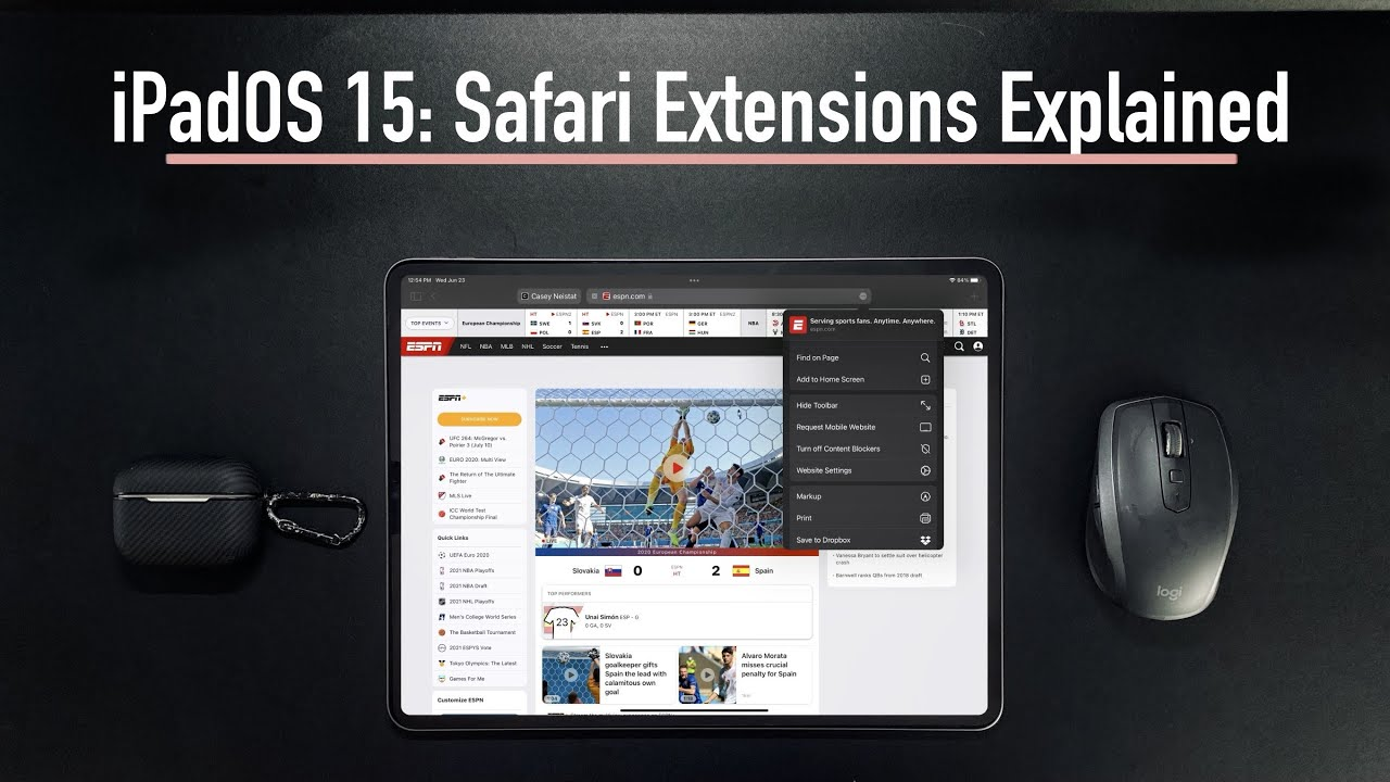 Safari Extensions on iPadOS 15: How Do They Work?