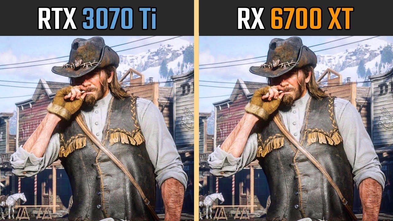NVIDIA RTX 3070 Ti vs RX 6700 XT   Test in 5 Games