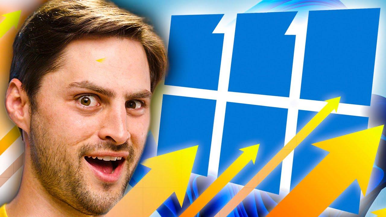 Windows 11 = free performance??