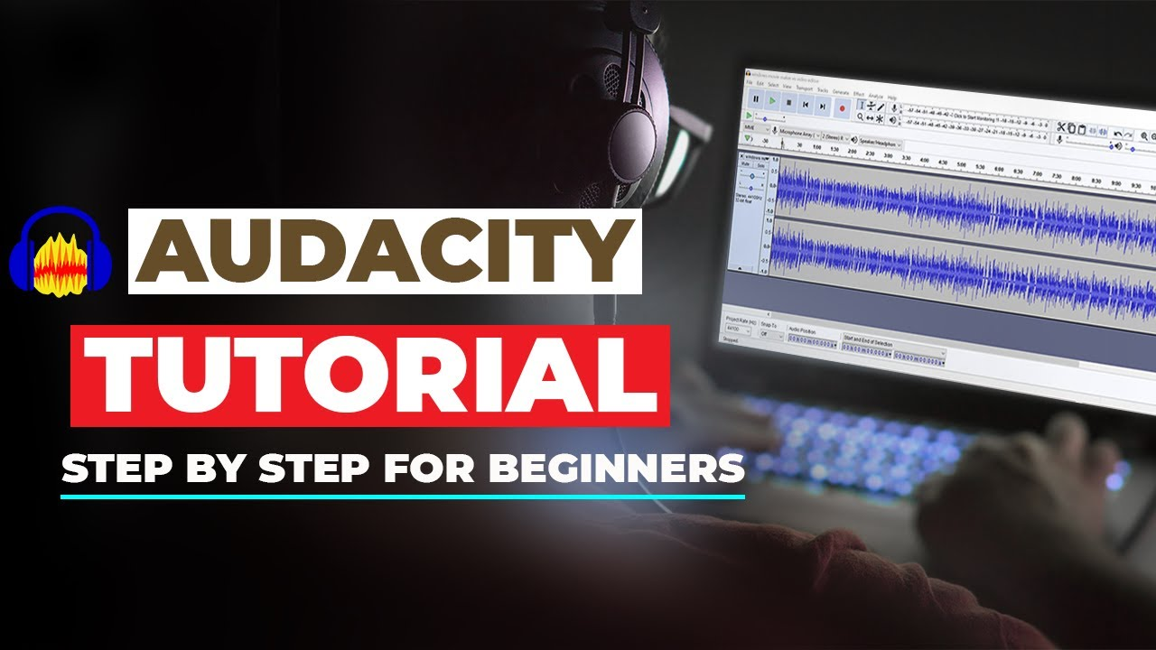 AUDACITY TUTORIAL 2021 | How To Use Audacity STEP BY STEP For Beginners! [COMPLETE GUIDE]