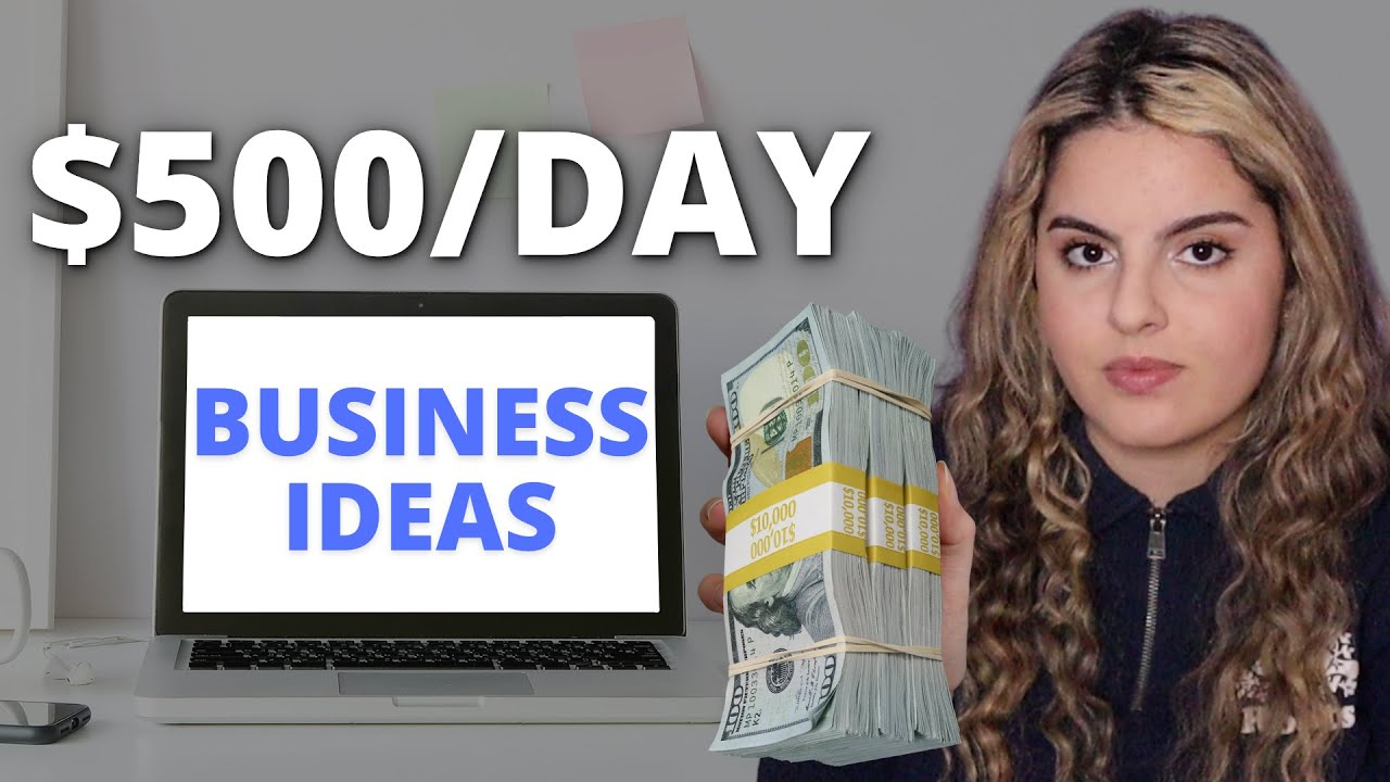Top 5 Business Ideas You Can Start Today With NO MONEY