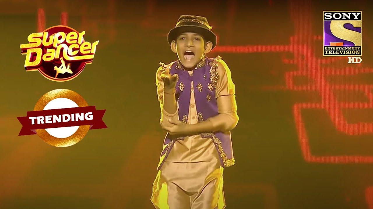 इस Contestant ने 'Pinga' पे दिया Hilarious Performance   Super Dancer   Trending