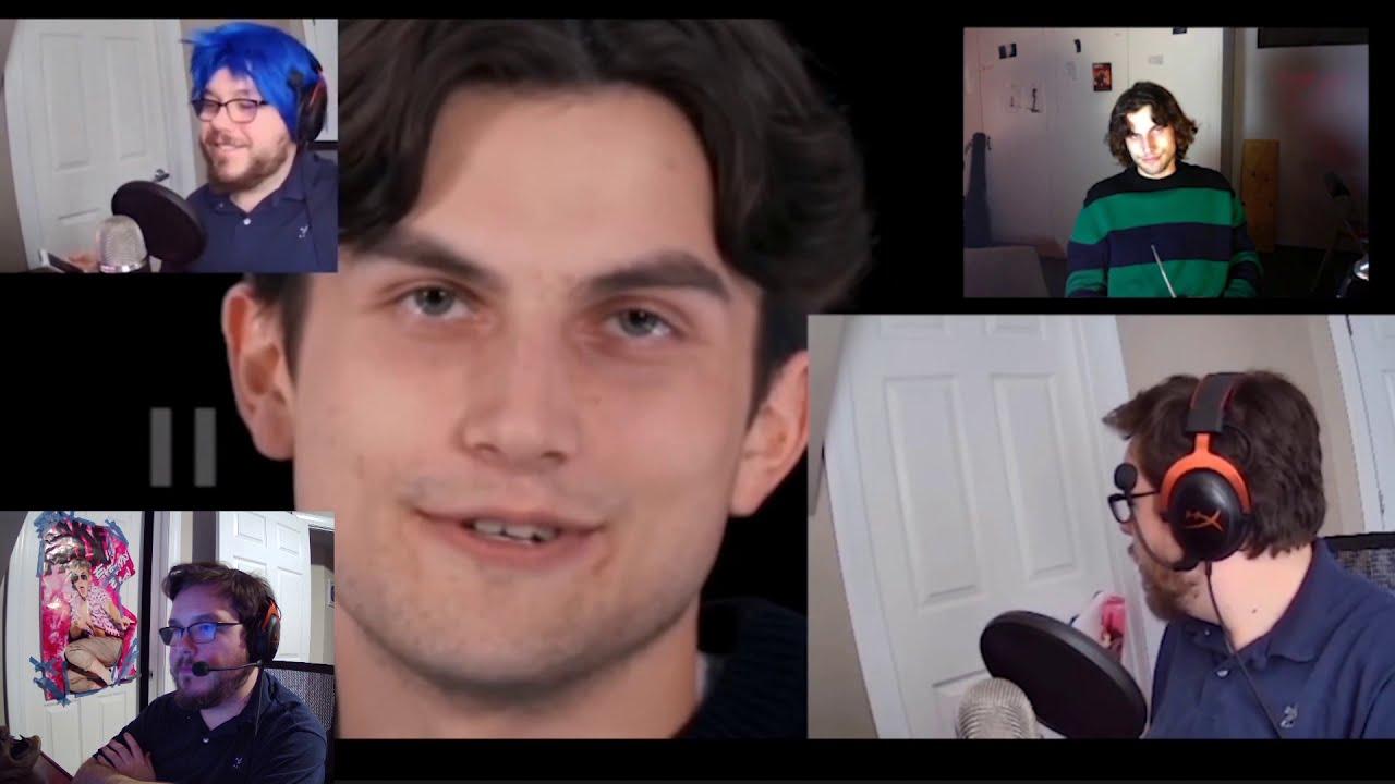 Dunkey Reacts to Fake Gamer's Response Video