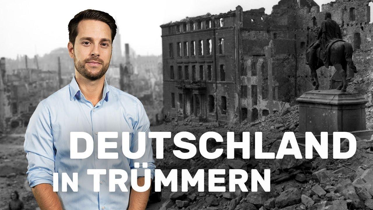 Nachkriegszeit in Deutschland  - Die Stunde Null | Geschichte