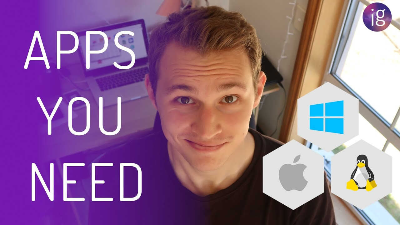 Switch to these open-source apps...on Windows, macOS or Linux!