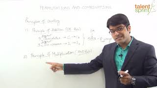 Permutations and Combinations in Hindi | Quantitative Aptitude in Hindi | TalentSprint | IBPS | SBI | SSC CGL | Railways | Competitive Exams 2020