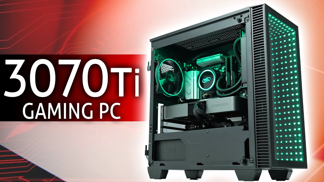 RTX 3070 Ti GAMING PC 😲 ...DAMIT HABE ICH NICHT GERECHNET!!