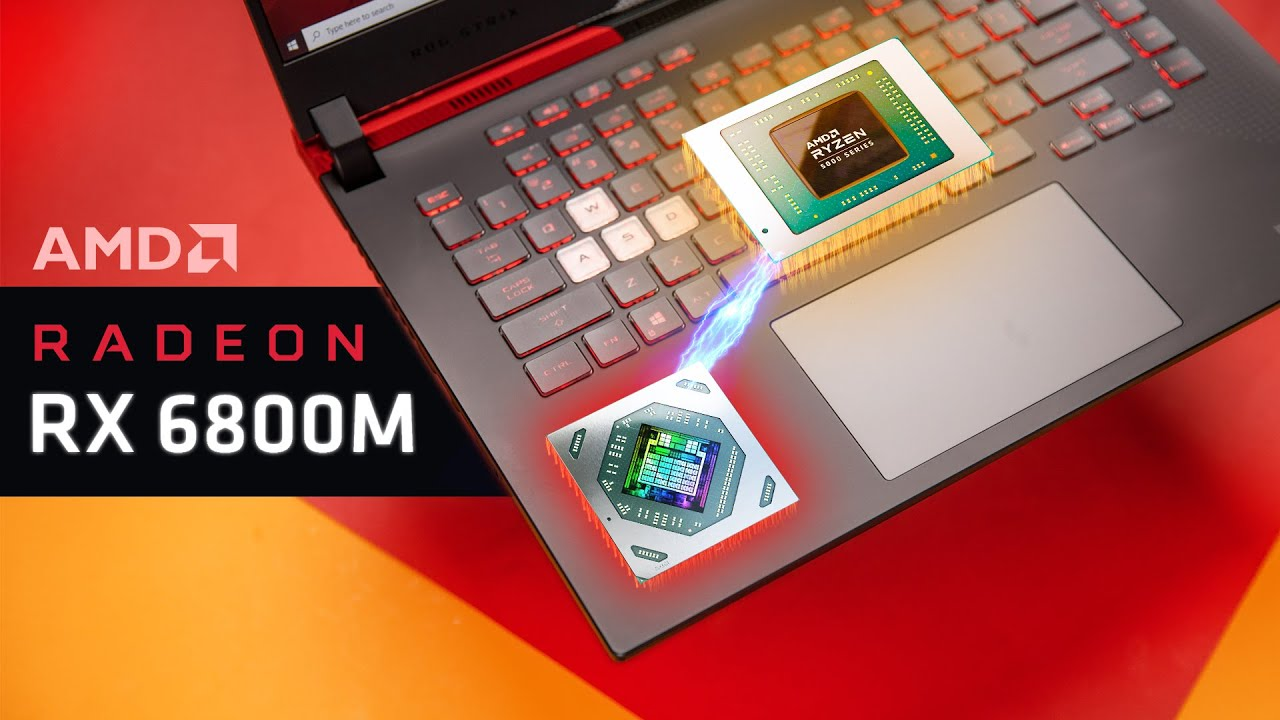 Radeon RX 6800M LAPTOP Review - AMD Finally Nailed It!