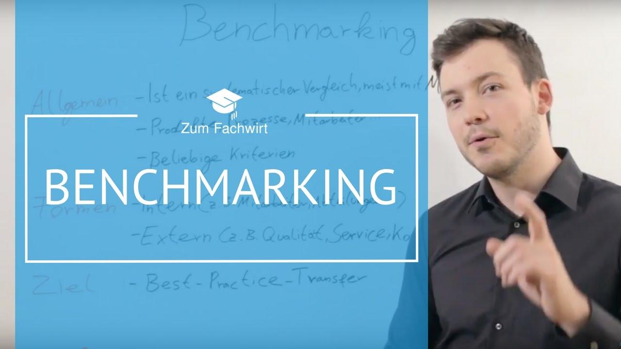 Benchmarking - Unternehmensführung Fachwirt IHK (z.B. Wirtschaftsfachwirt)