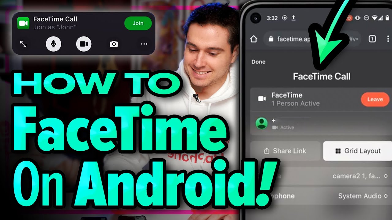 How To Use FaceTime On Android
