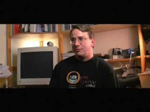 Linus Torvalds, Linux and GNU/Linux