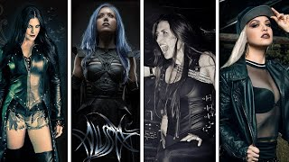 My favourite female Metal singers [Insane Talent] READ DESCRIPTION