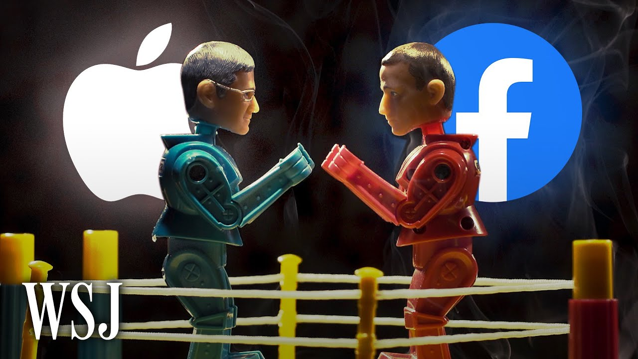 Apple vs. Facebook: Why iOS 14.5 Started a Big Tech Fight | WSJ