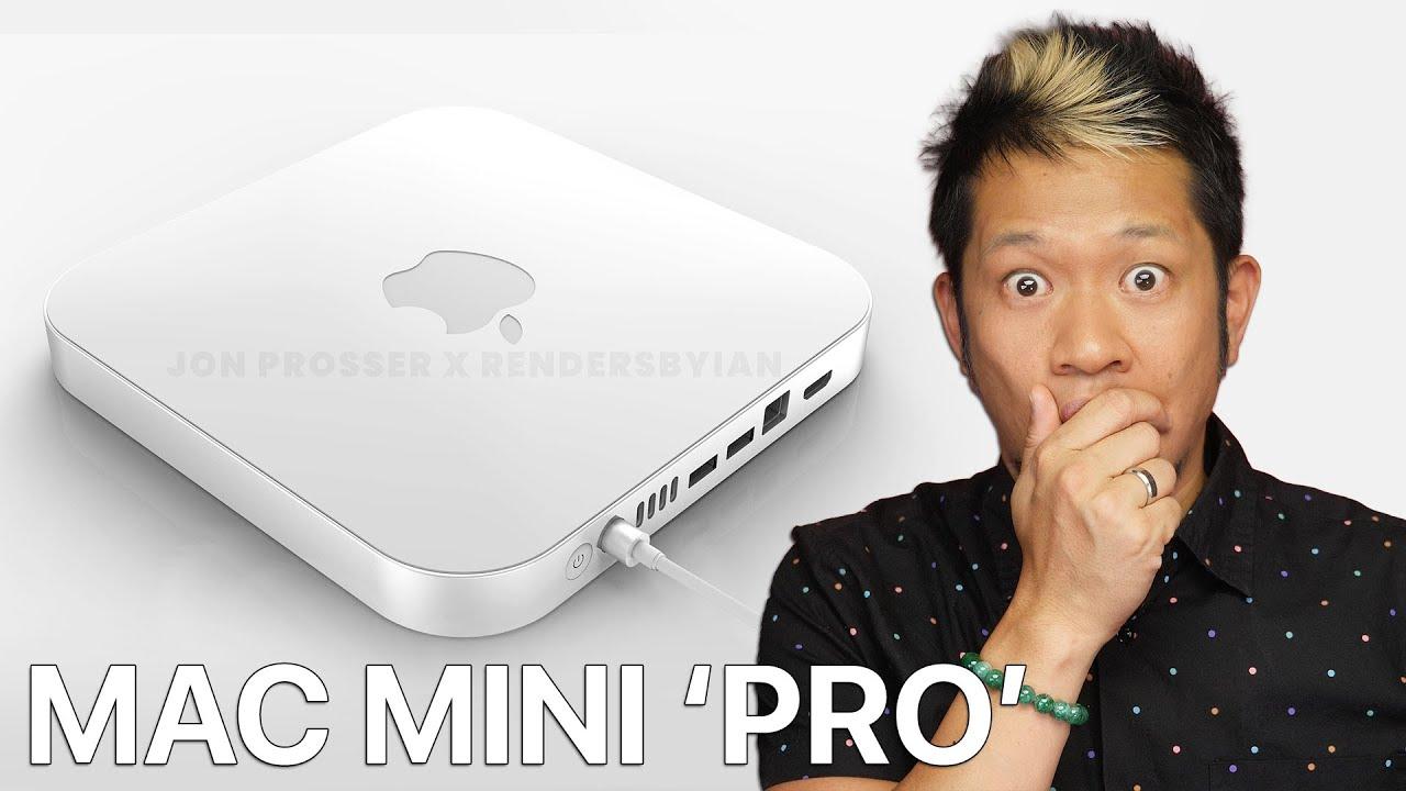 Mac Mini 'Pro' & M2 Mac Pro Leaks before WWDC21! Plus, New iPhone 13 Details!