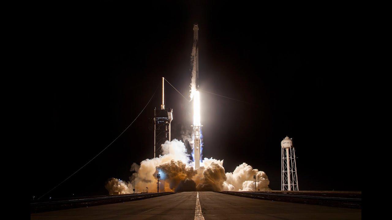 Crew-2 Mission | Launch