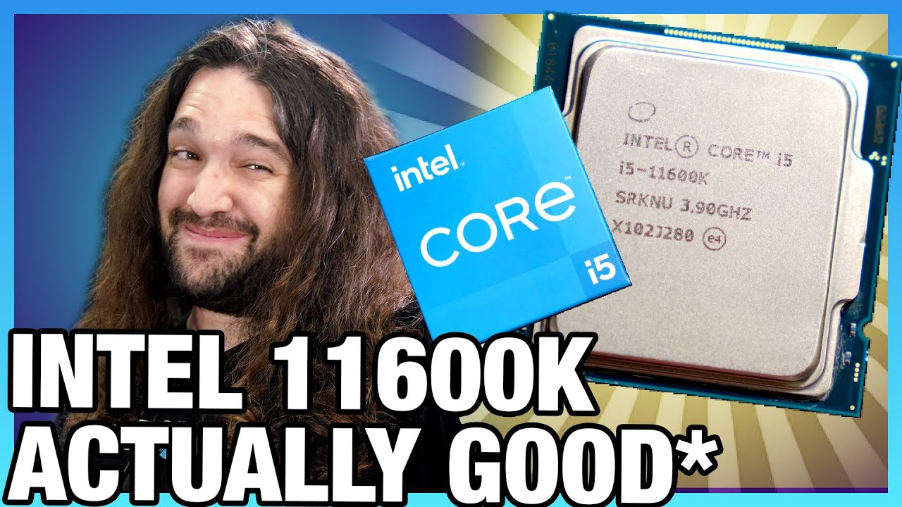 Intel Core i5-11600K CPU Review & Benchmarks: Gaming, Overclocking, Video Editing, & More