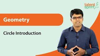 Circle | Geometry | Quantitative Aptitude| TalentSprint Aptitude Prep | SSC CGL | SSC CHSL | Railways | Insurance Exams | Competitive Exams 2020