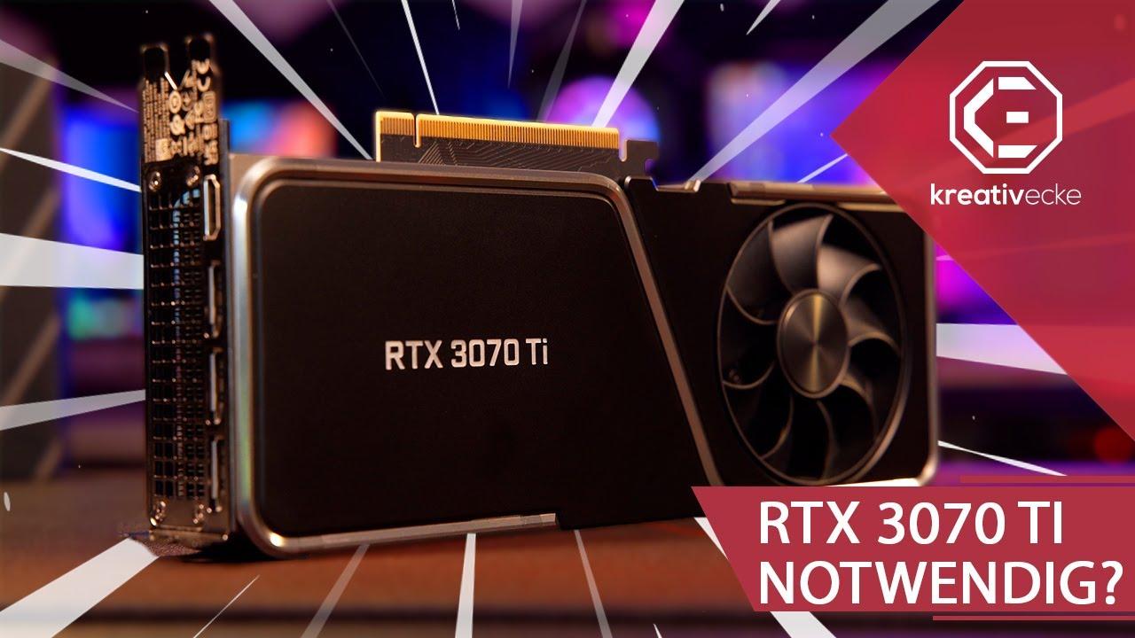 IST DIESE GRAFIKKARTE UNNÖTIG? RTX 3070 TI VS RTX 3080 im Test! Ja! Schon wieder neue Grafikkarten!