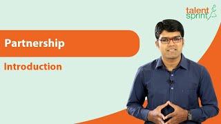Partnership | Quantitative Aptitude | TalentSprint Aptitude Prep | IBPS | SBI | SSC CGL | SSC CHSL | Railways | Insurance Exams|Competitive Exams 2020
