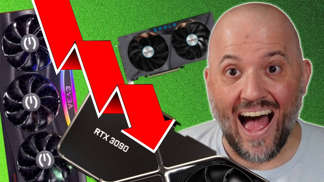 Nvidia GPU Prices ARE Going Back To Normal!