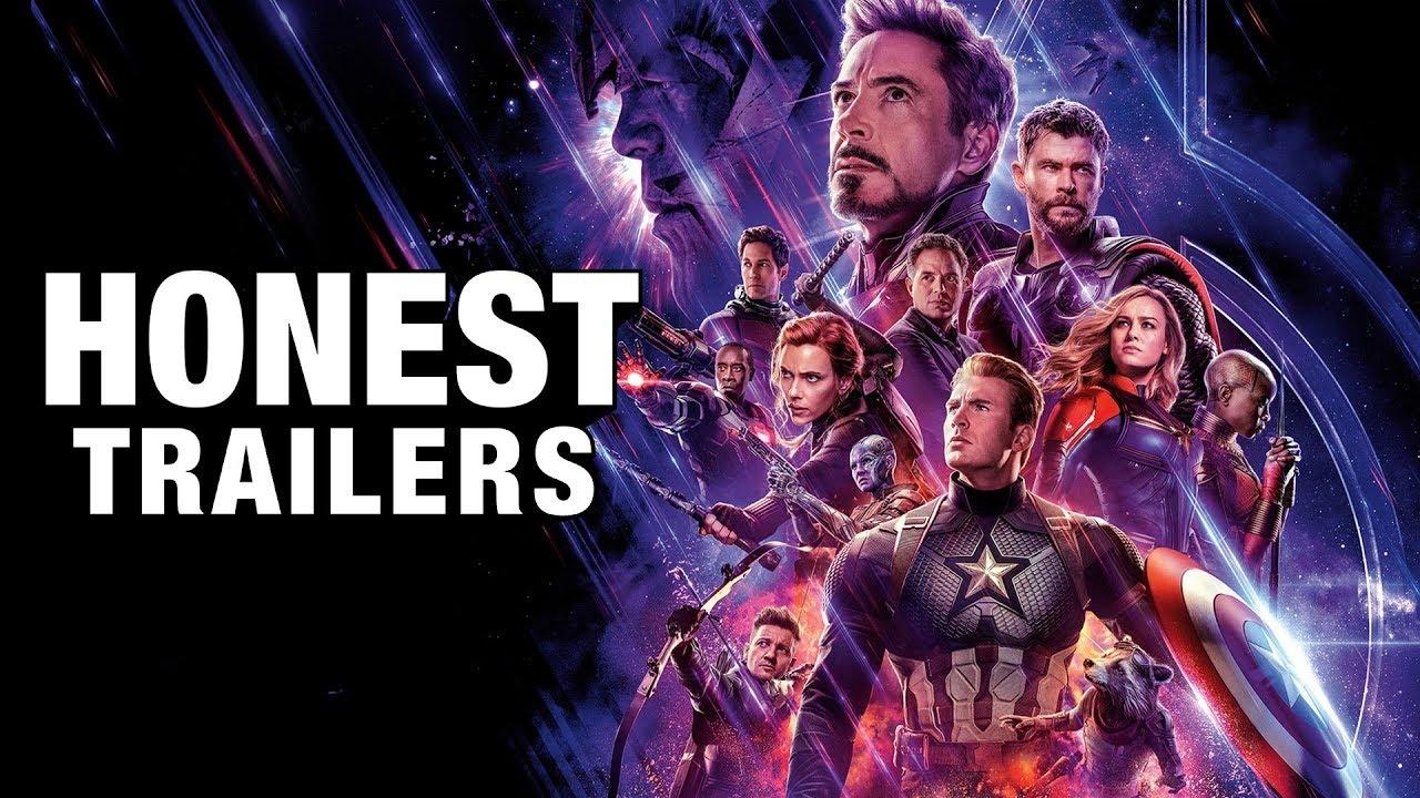 Honest Trailers   Avengers: Endgame