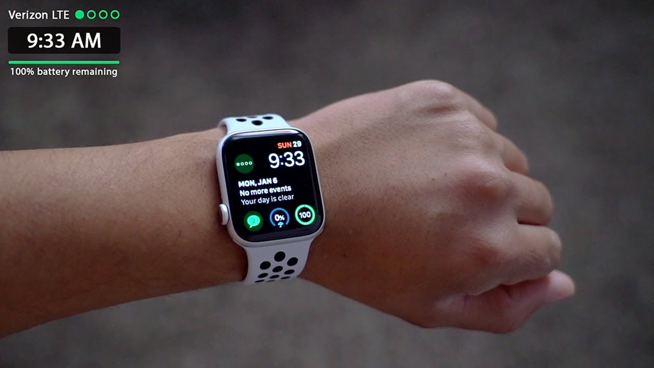 I used an Apple Watch ONLY for an entire day! Here's what happened.
