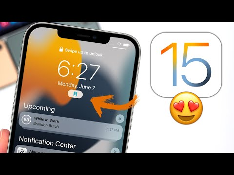 iOS 15 - Standout Features! Hands-on w/ Redesigned Notifications, FaceTime & More!