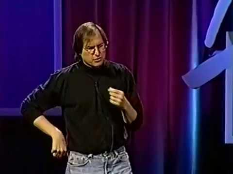 Steve Jobs Insult Response - Highest Quality