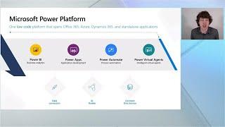 Power Platform (Cloud Development) | Microsoft Build 2020